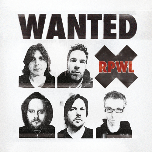 RPWL - Wanted - Cover