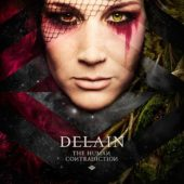 Delain - The Human Contradiction - CD-Cover
