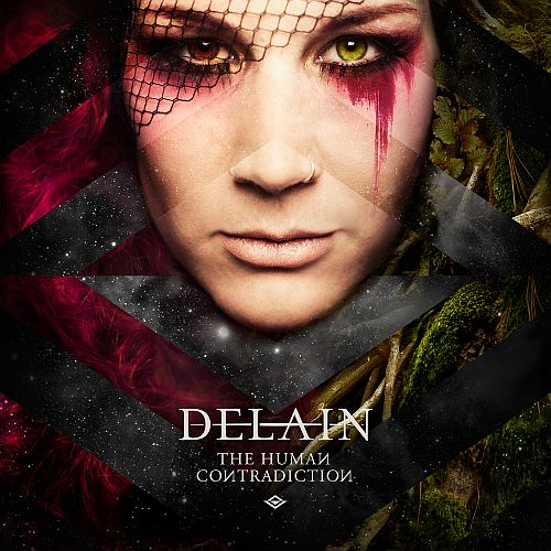 Delain - The Human Contradiction - Cover