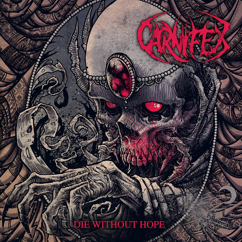Carnifex - Die Without Hope - Cover