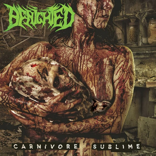 Benighted - Carnivore Sublime - Cover