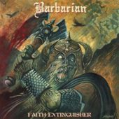 Barbarian - Faith Extinguisher - CD-Cover