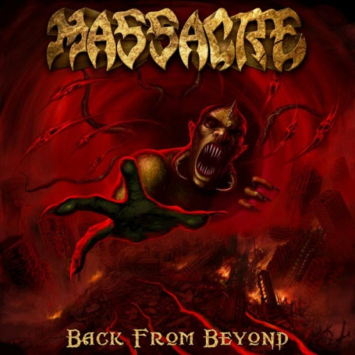Massacre - Back From Beyond - Cover