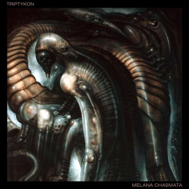 Triptykon - Melana Chasmata - Cover