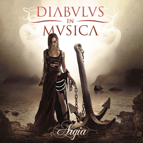 Diabulus In Musica - Argia - Cover