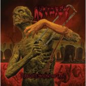 Autopsy - Tourniquets, Hacksaws And Graves - CD-Cover