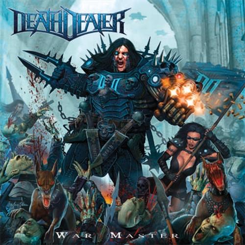 Death Dealer - War Master - Cover