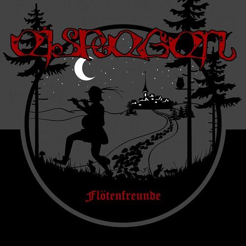 Eisregen - Flötenfreunde (EP) - Cover