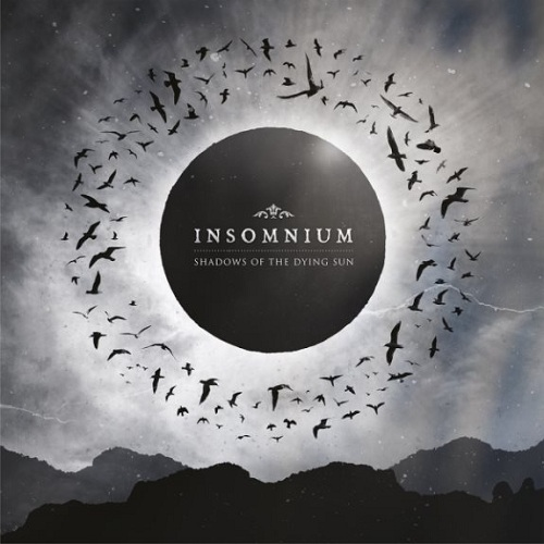 Insomnium - Shadows Of The Dying Sun - Cover
