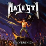 Cover - Majesty – Banners High