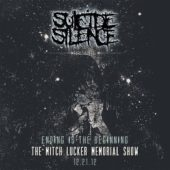 Suicide Silence - Ending Is The Beginning: The Mitch Lucker Memorial Show - CD-Cover