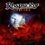 Cover - Rhapsody Of Fire – From Chaos To Eternity