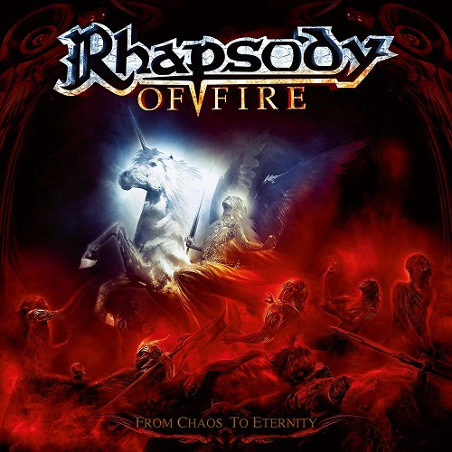 Rhapsody Of Fire - From Chaos To Eternity - Cover