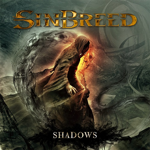 Sinbreed - Shadows - Cover