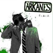 The Arkanes - W.A.R - CD-Cover