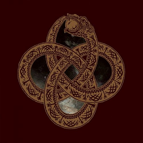 Agalloch - The Serpent And The Sphere - Cover