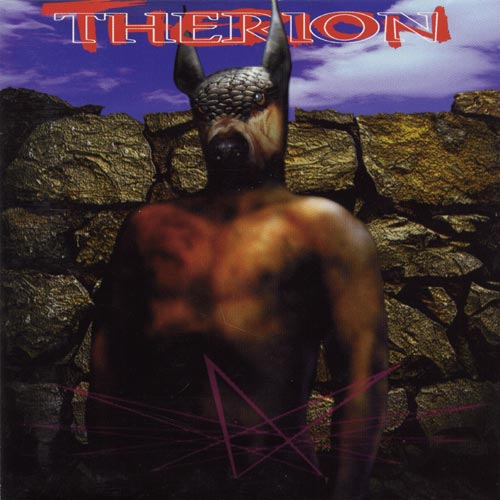 Therion - Theli - Deluxe Edition - Cover