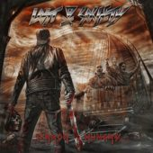 Lost Society - Terror Hungry - CD-Cover