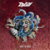 Edguy - Age Of The Joker - CD-Cover