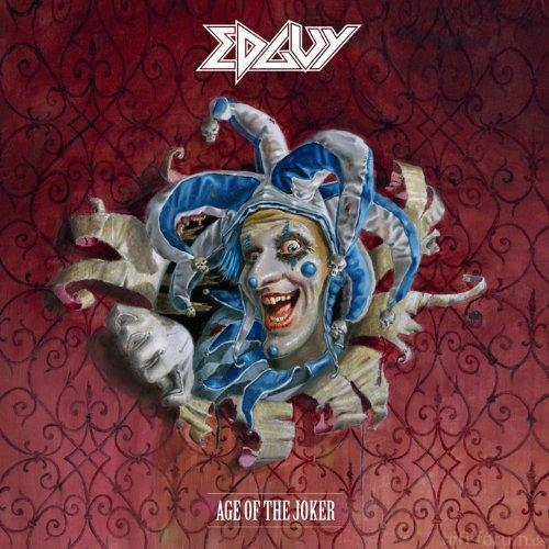 Edguy - Age Of The Joker - Cover