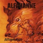 Cover - Alfahanne – Alfapokalyps