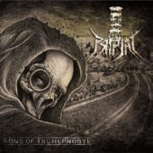 Pripjat - Sons of Tschernobyl - CD-Cover