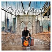 Gregor Meyle - New York - Stintino - CD-Cover