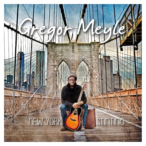 Gregor Meyle - New York - Stintino - Cover