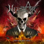 Cover - Helstar – This Wicked Nest