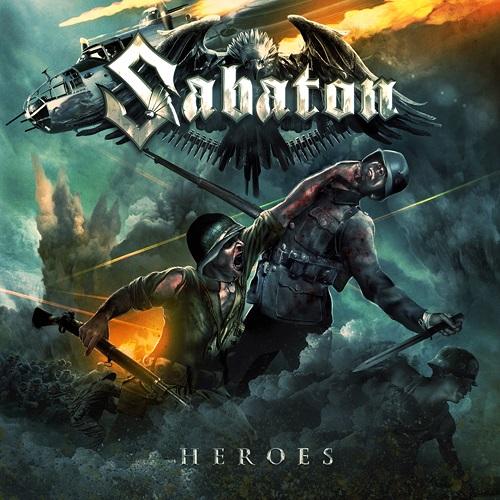 Sabaton - Heroes - Cover