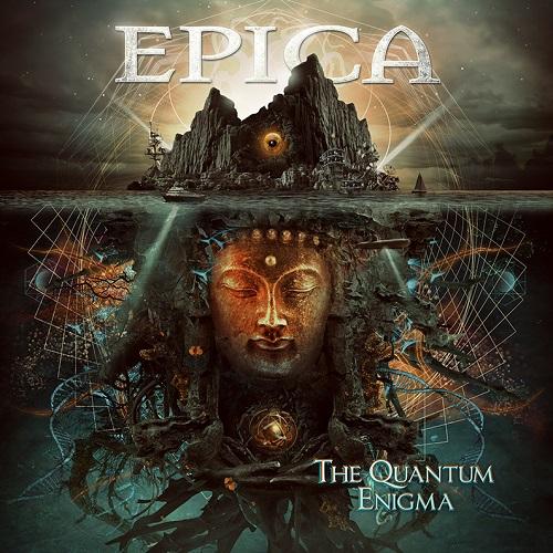 Epica - The Quantum Enigma - Cover