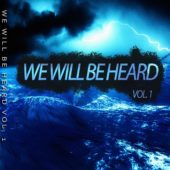 Various Artists - We Will Be Heard Vol I - CD-Cover