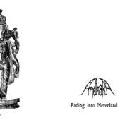 Andhaka - Fading Into Neverland (EP) - CD-Cover