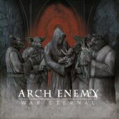 Arch Enemy  - War Eternal (-) - CD-Cover