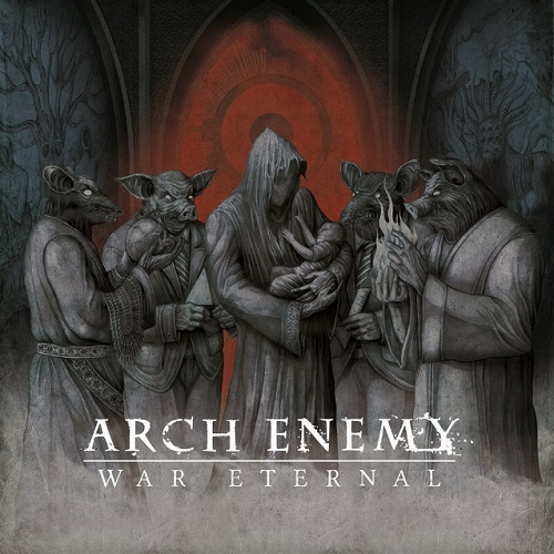 Arch Enemy - War Eternal (+) - Cover