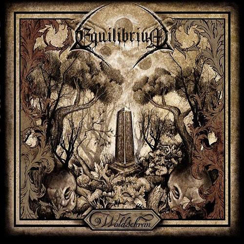Equilibrium - Waldschrein (EP) - Cover