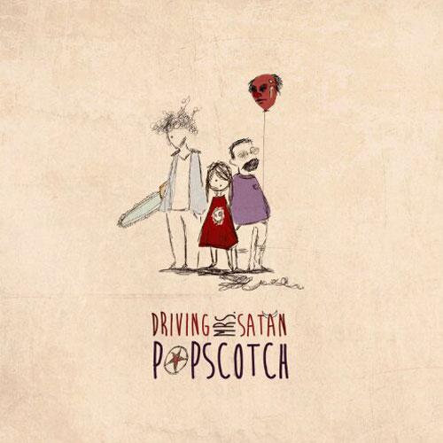 Driving Mrs. Satan - Popscotch - Cover