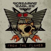 Screaming Eagles - From The Flames - CD-Cover