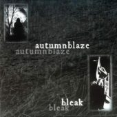 Autumnblaze - Bleak - CD-Cover