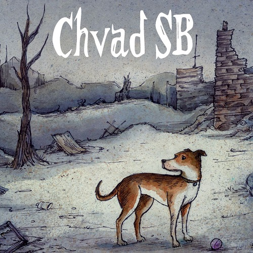 Chvad SB - Crickets Were The Compass - Cover