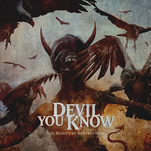 Devil You Know - The Beauty Of Destruction - Cover