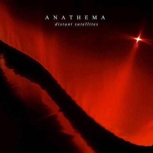Anathema - Distant Satellites - Cover