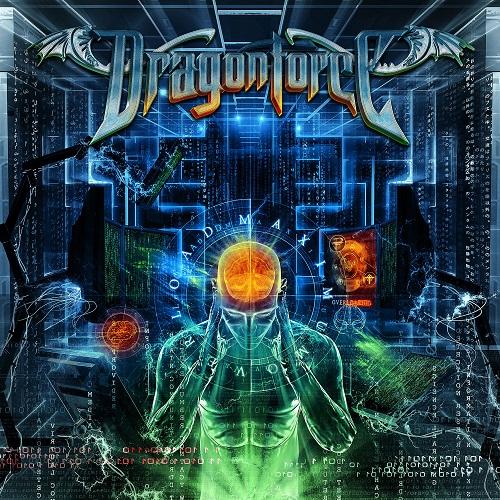 DragonForce - Maximum Overload - Cover
