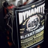 Dynamite - Blackout Station - CD-Cover