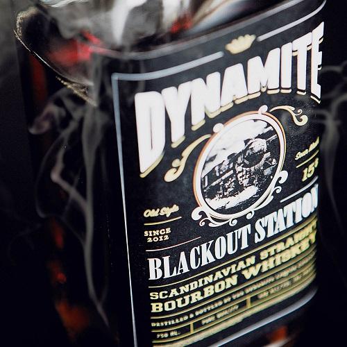 Dynamite - Blackout Station - Cover