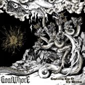 Goatwhore - Constricting Rage Of The Merciless - CD-Cover