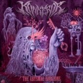 Konkeror - The Abysmal Horizons - CD-Cover