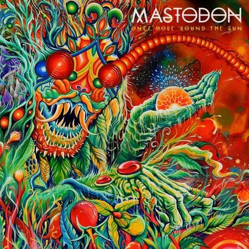 Mastodon - Once More 'Round The Sun - Cover