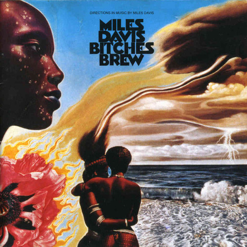 Miles Davis - Bitches Brew - Cover