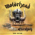 Cover - Motörhead – Aftershock (Tour Edition)